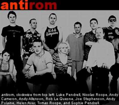 Members of Antirom
