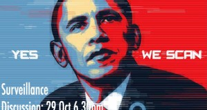Yes We Scan- Surveillance 29 Oct 6.30pm