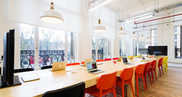 The Best Co Working Spaces In London Cybersalon
