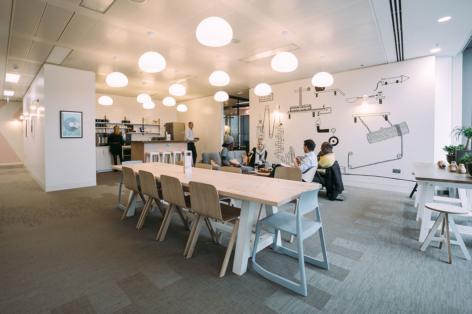 The best co working spaces in london cybersalon for Interior design south london