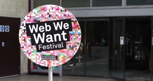 web we want