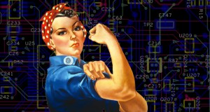 Rosie The Riveter Tech